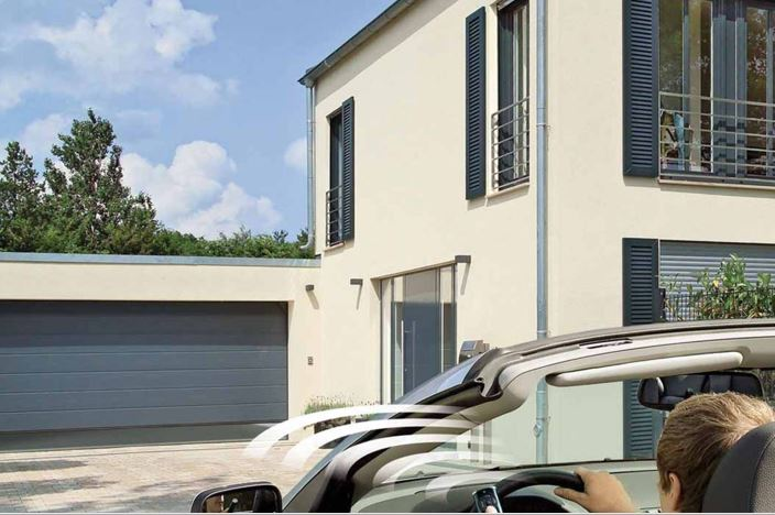 Automated Electric Garage Doors Eastbourne in East Sussex