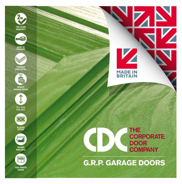 CDC - GRP Door Brochure