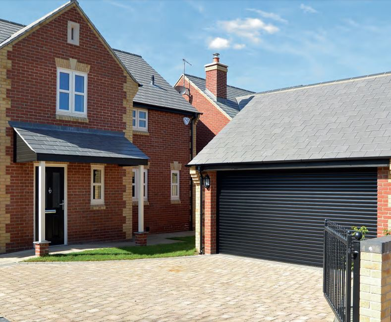 Roller Garage Doors In Eastbourne