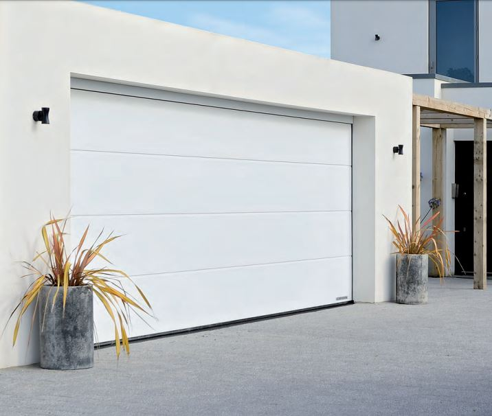 Sectional Garage Doors Eastbourne East Sussex