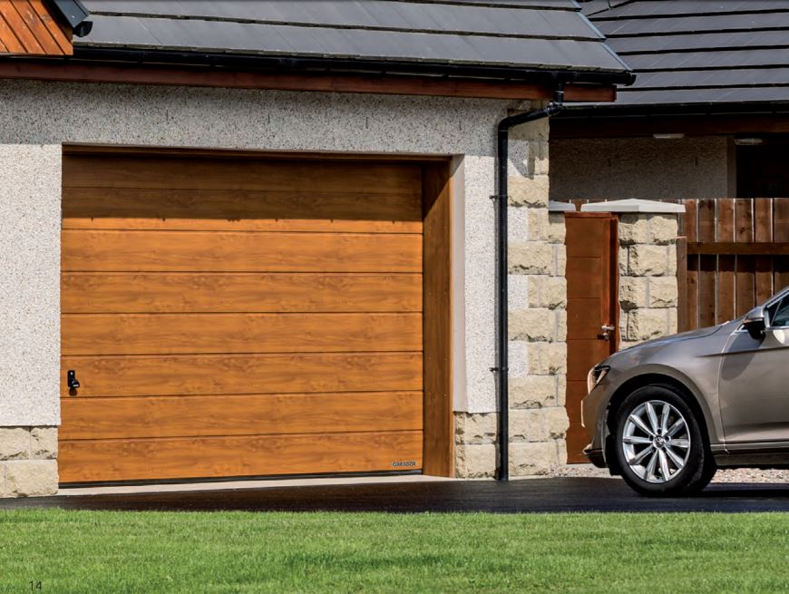 Sectional Garage Doors Eastbourne