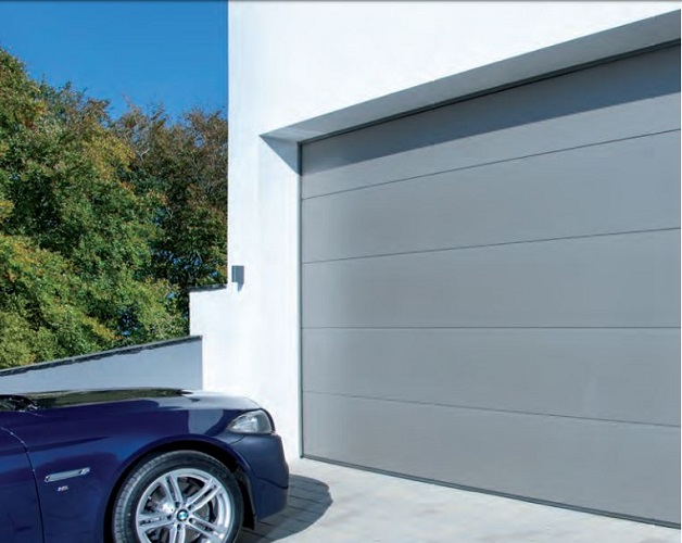 Sectional Garage Doors In Eastbourne East Sussex x500